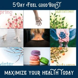 5 day feel good boost